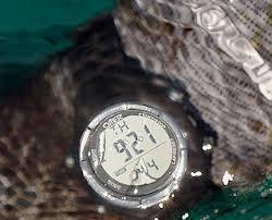 Наручный компьютер omer: подводная охота и безопасность